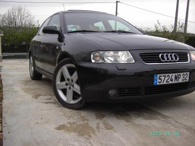 a vendre audi a3 1 9 tdi 130 cv boite 6v la team zizinho c 39 est la team qui en na lou chaa. Black Bedroom Furniture Sets. Home Design Ideas